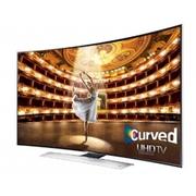 Samsung UHD 4K HU9000 Series Curved Smart TV - 78