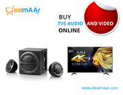Get Best LED,  LCD Televisions Online at Best Deals – Dealmaar